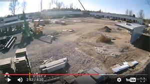 AMG Aquitaine Garage Renault Construction Bardage Étanchéité Toit Terrasse Gironde Sud Ouest Aquitaine